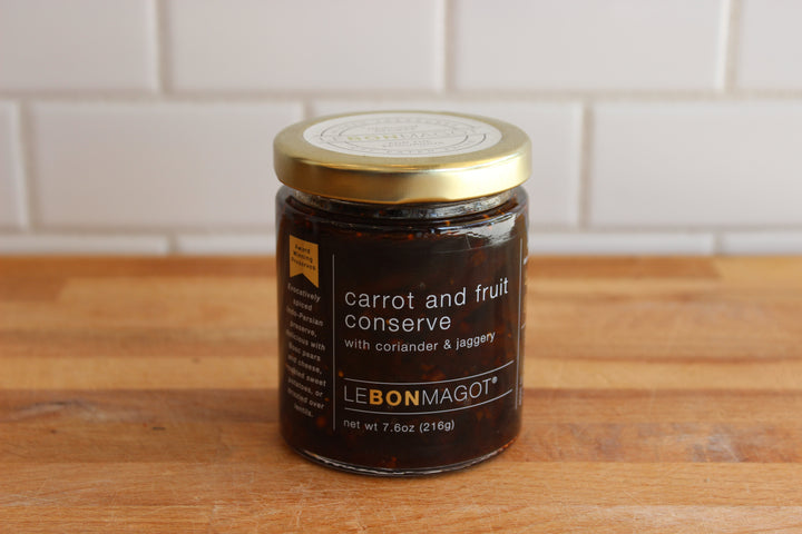 Le Bon Magot Carrot and Fruit Conserve