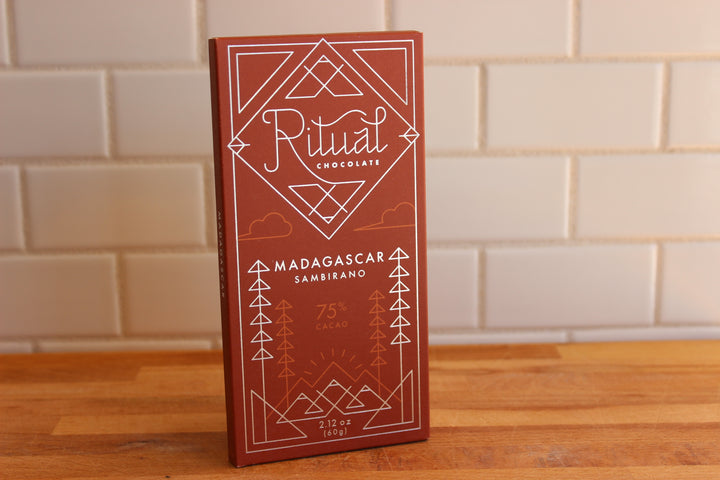 Ritual Chocolates 75% Madagascar
