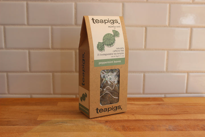 Teapigs Peppermint Leaf Tea