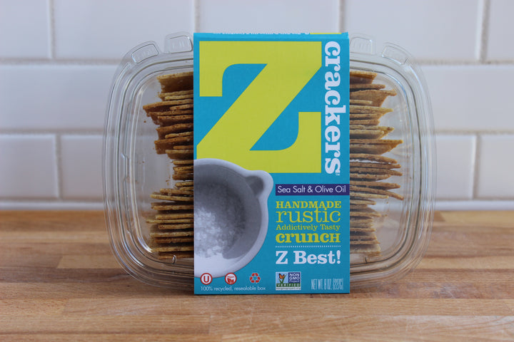 Z Crackers - Sea Salt