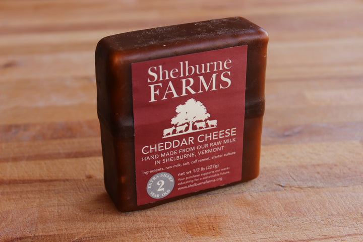 Shelburne 2 Year Cheddar - 8 oz