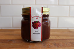 Anna Maria's Strawberry Rose Jam