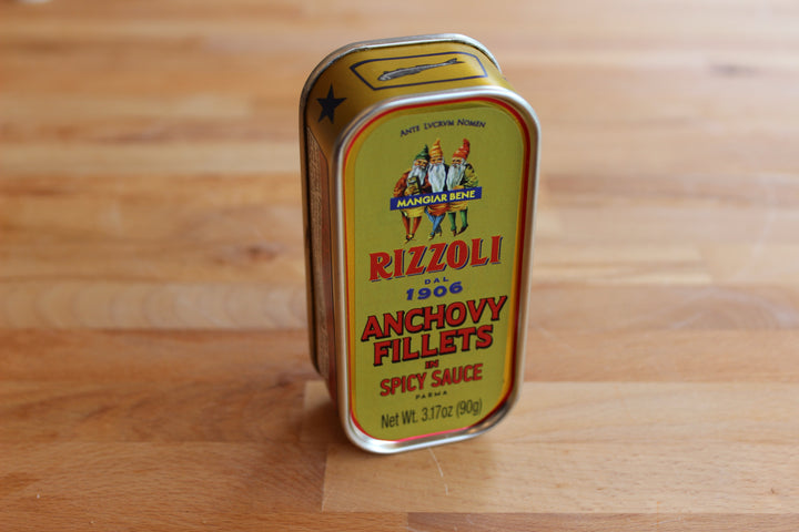 Rizzoli Spicy Anchovies