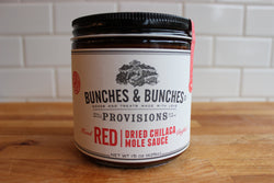 Bunches & Bunches Red Mole Sauce