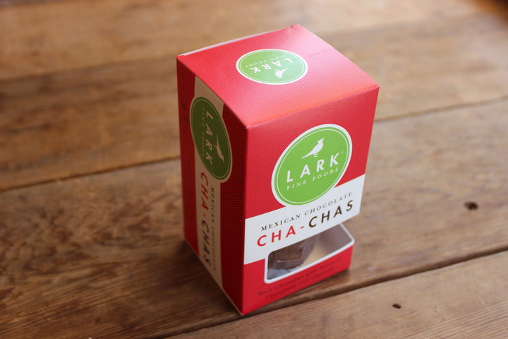 Lark - Mexican Chocolate Cha-Chas