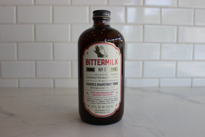 Bittermilk Charred Grapefruit Tonic