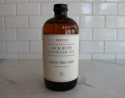 Jack Rudy Small Batch Tonic Syrup