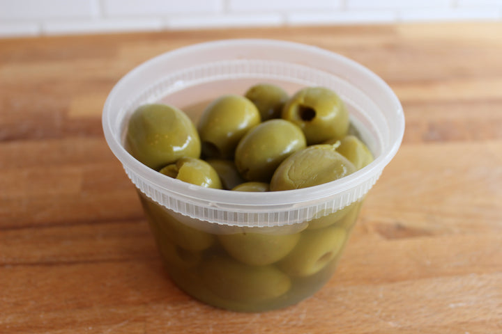 Pitted Gordal Olives