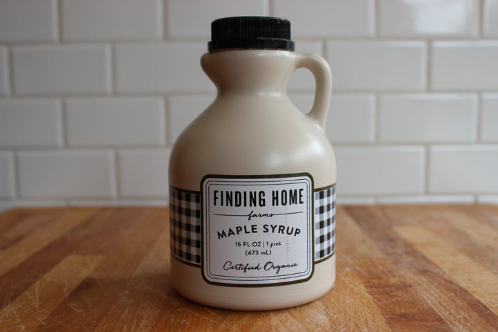 Finding Home Farms Maple Syrup