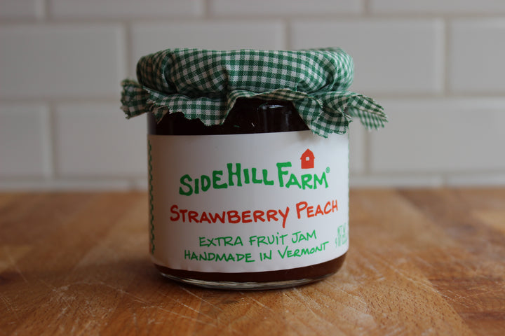 Copy of Sidehill Farm - Strawberry Peach Jam