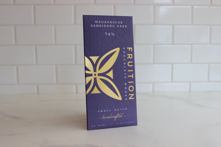 Fruition Chocolate Works - Madagascar Sambirano Dark 74%