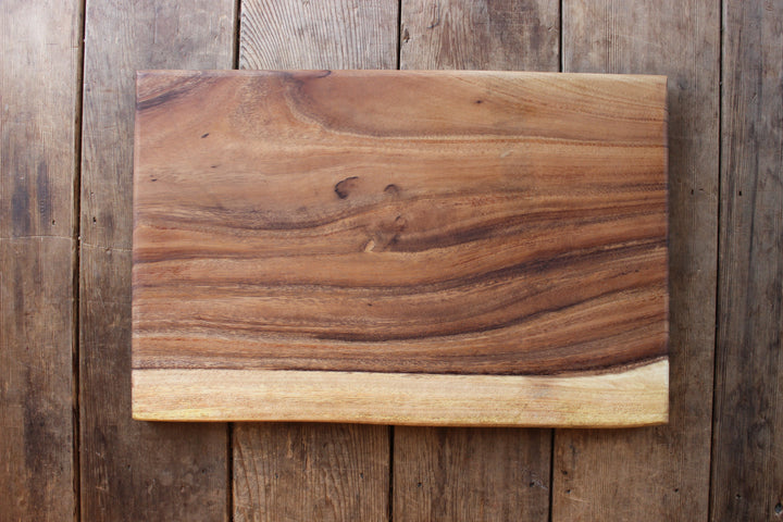 Tuckahoe Hardwoods - Large Board with Hand-holds