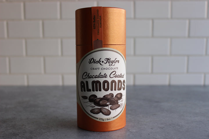Dick Taylor Chocolate - Chocolate covered almonds