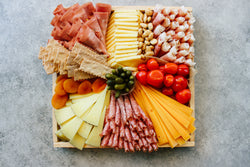 Cheese + Charcuterie Platter - Petit