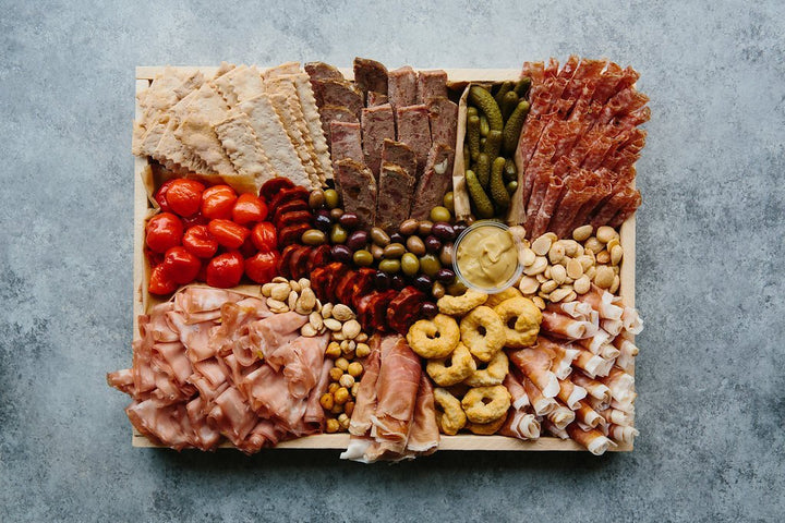 Charcuterie (meat only) Platter - Grand