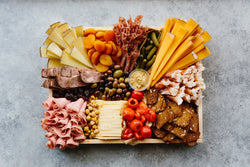 Cheese + Charcuterie Platter - Grand