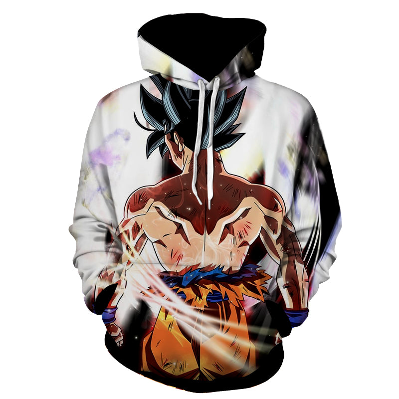 """Goku's Ultra Instinct Form"" Unisex Design"