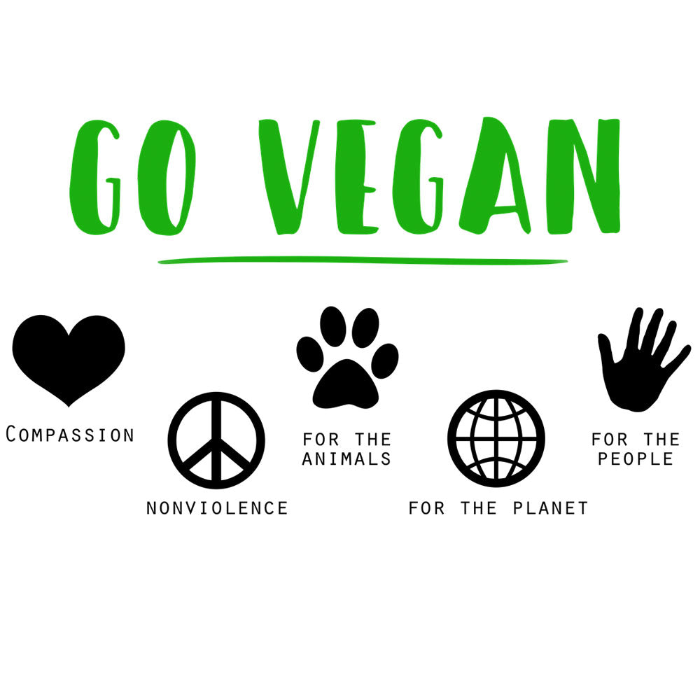 Wanna Go Vegan?