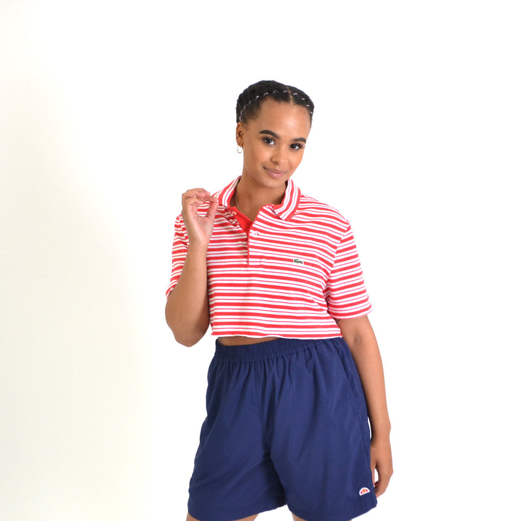 Cropped Polo T-Shirts