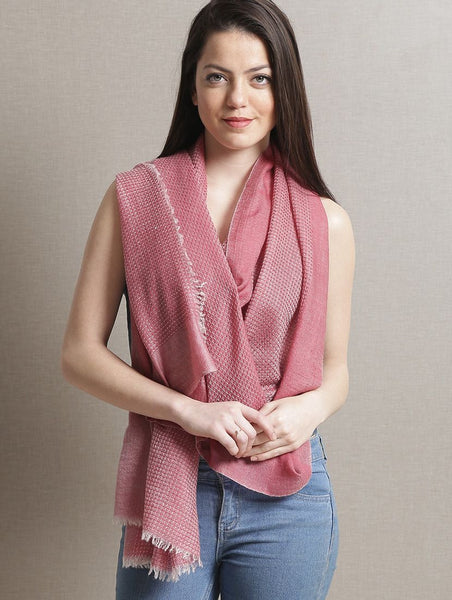 Honey berry Pashmina Stole