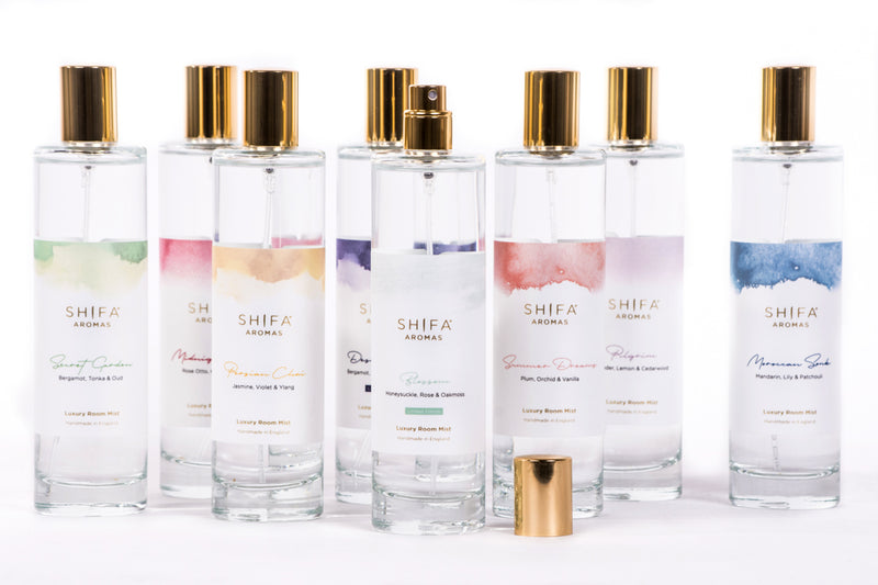 New! Luxury Room Mists