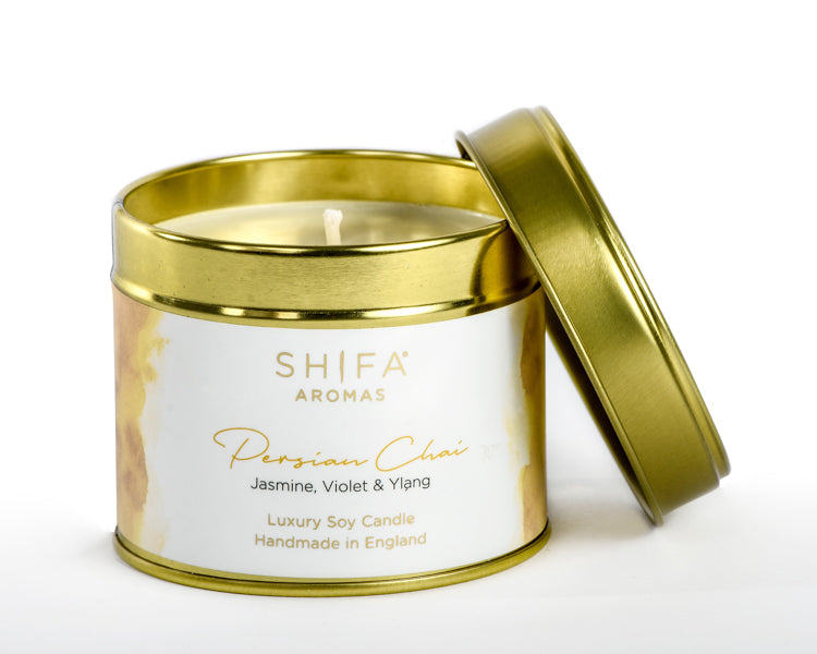 Persian Chai - Shifa Aromas - Scented Soy Candle - Luxury Candles