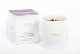 Shifa Aromas Luxury Glass Candles - Shifa Aromas - Scented Soy Candle - Luxury Candles