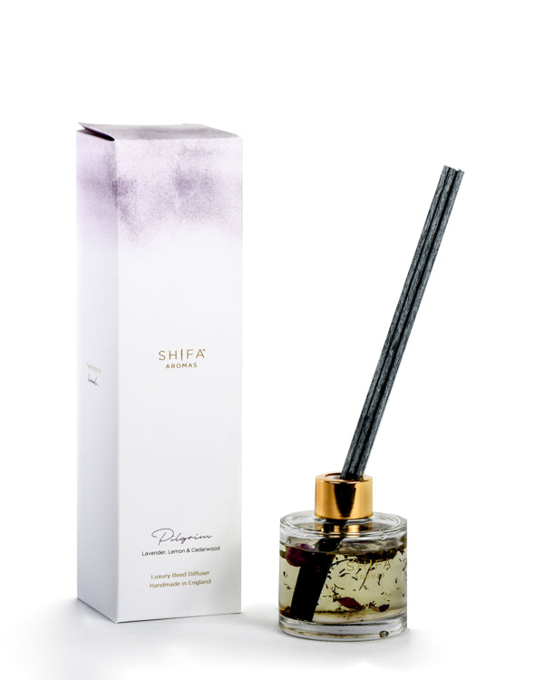 Shifa Aromas Luxury Reed Diffuser - Shifa Aromas - Scented Soy Candle - Luxury Candles