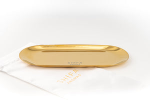 Luxury Display Tray | Gold