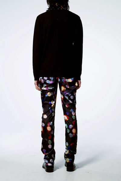 Slade Collection- Colourful Dots Printed Trouser