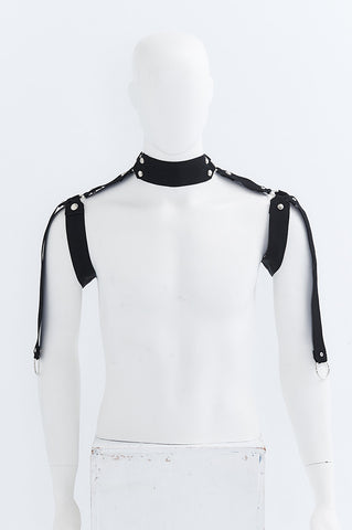 Rebel Black Harness