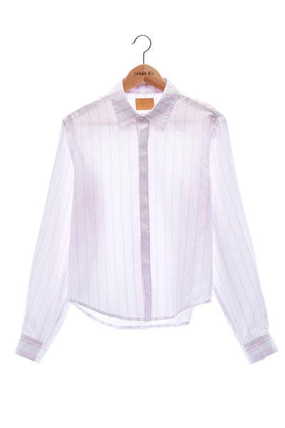 Elioliver Collection- Elioliver Graphic Strip Shirt