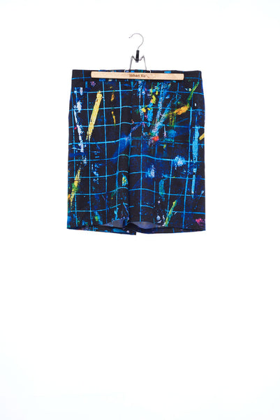 """The Painters"" Collection- Cutting Mat Printed Shorts"