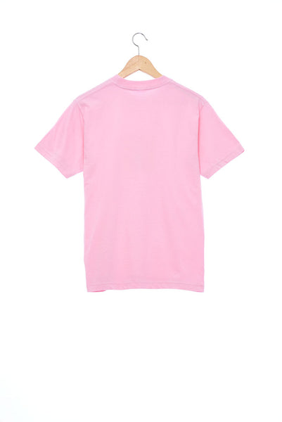 """The Painters"" Collection- Painting Tools POP Graphic Print T-Shirt -Pink"