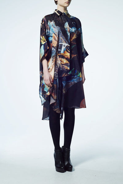 Slade Collection- Velvet Goldmine Inspired Volume Shirt