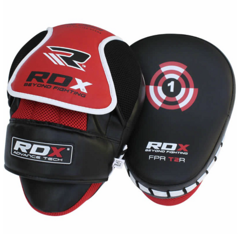 Curved Hook & Jab Focus Pads Mitts