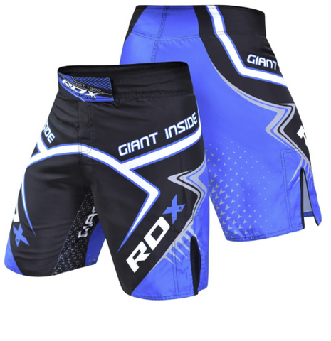 Giant Inside MMA Shorts