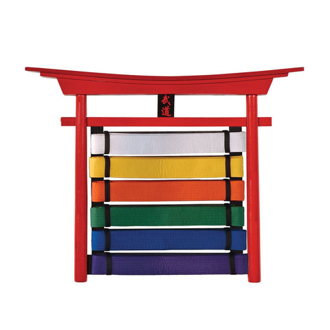 6 levels Torii Belt Rack