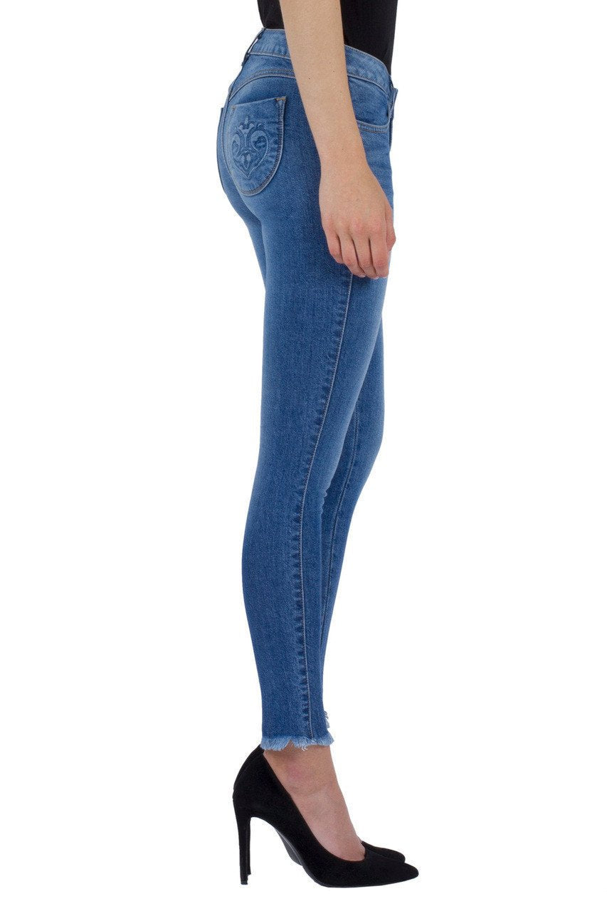 Siwy Hannah In Running On Empty Jeans-Skinny Jeans-Siwy Denim