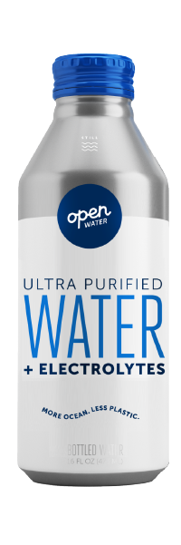 Open Water Still Bottled Water 16oz bottle
