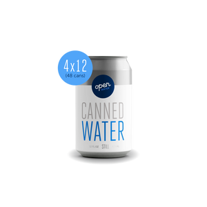 Open Water - Cans