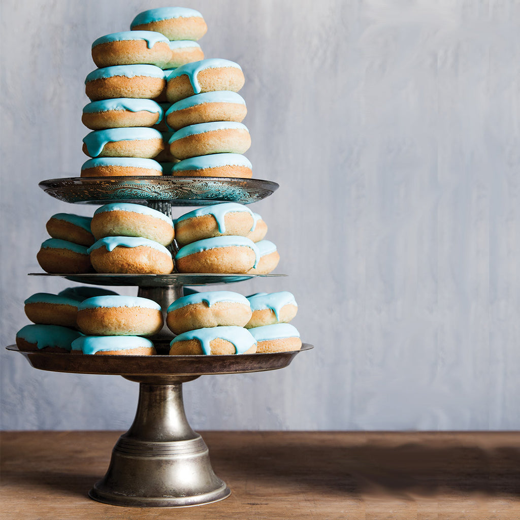 Iced Donut Croquembouche with Recipe!