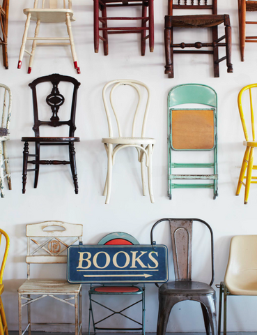 Vintage Chairs From Patina Rentals