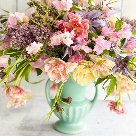 Pastel Blooms of Spring - April 2021 - Invited Blooms