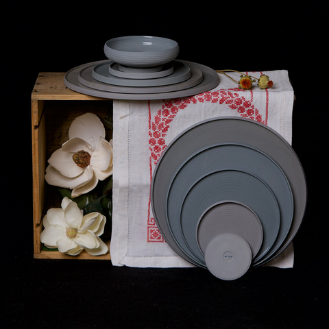 Invited x Middle Kingdom Porcelain: Limited Edition Place Settings