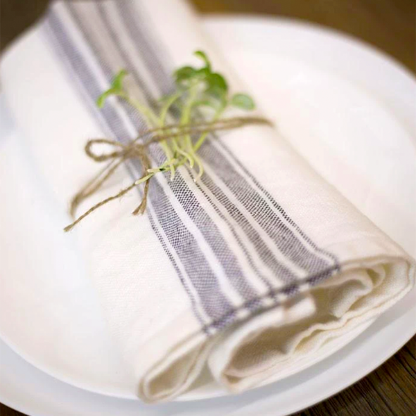 Invited Fine Linens: Maison Napkin Set of 4