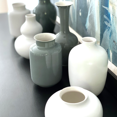 Invited x Middle Kingdom Porcelain: Vase & Vessel Collection