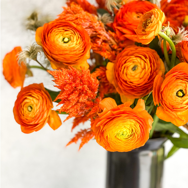 Invited Blooms: October 2020 Abundance of Autumn
