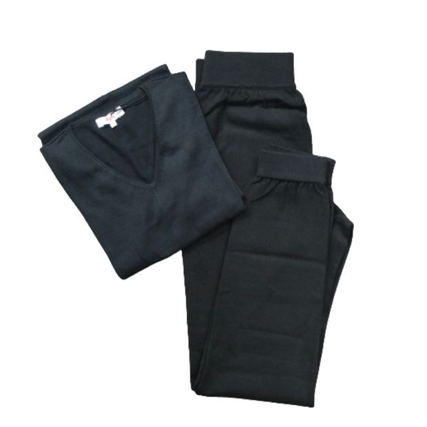 Joggers + V-Neck Bundle