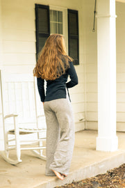 Alpaca Wide Leg Pants